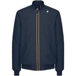 Vêtements Homme Blousons K-Way K00A640 Bleu