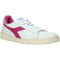 Chaussures Femme Baskets basses Diadora 501176026 Blanc