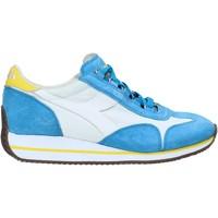 Chaussures Femme Baskets mode Diadora 201156030 Blanc