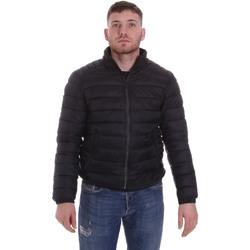 Vêtements Homme Doudounes Sseinse GBI635SS Noir