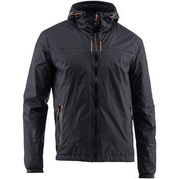 Vêtements Homme Blousons Lumberjack CM79723 003 407 Noir