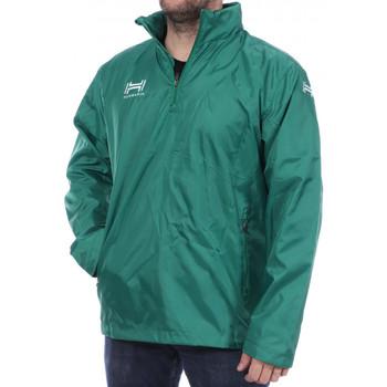 Vêtements Homme Coupes vent Hungaria H-15TMUXW000 Vert