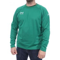 Vêtements Homme Sweats Hungaria H-15TMUXE000 Vert
