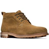 Chaussures Homme Boots Clarks Foxwell Mild marron