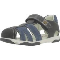 Chaussures Garçon Sandales et Nu-pieds Garvalin 202331 Bleu