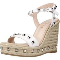 Chaussures Femme Sandales et Nu-pieds Lodi YOEL Blanc