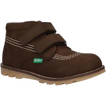 Chaussures Enfant Boots Kickers 654243-10 NONOMATIC Verde