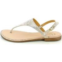 Chaussures Femme Sandales et Nu-pieds Diciottopiu' 7198.15_37 Doré