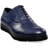 Chaussures Homme Derbies Monderer 9672804 Bleu