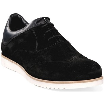 Chaussures Homme Derbies Monderer 9672706 Noir