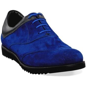 Chaussures Homme Derbies Monderer 9672705 Bleu