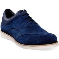 Chaussures Homme Derbies Monderer 9672704 Bleu