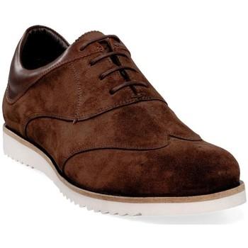 Chaussures Homme Derbies Monderer 9672702 Marron