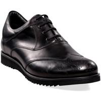 Chaussures Homme Derbies Monderer 9672701 Noir