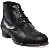 Chaussures Homme Boots Monderer 9674901 Noir