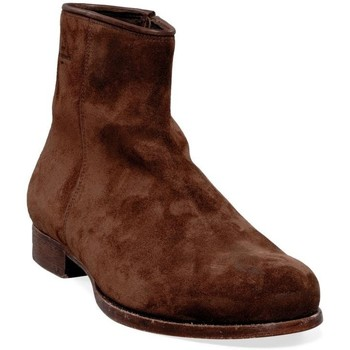 Chaussures Homme Boots Monderer 9674801 Marron