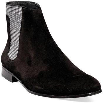 Chaussures Homme Boots Monderer 9676402 Noir