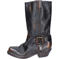 Chaussures Femme Bottes Moma BJ183 Marron