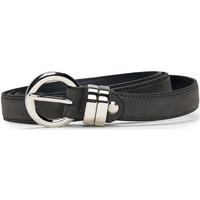Accessoires textile Femme Ceintures Nae Vegan Shoes BeltBlanes_Grey Gris