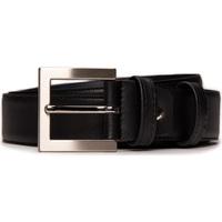 Accessoires textile Homme Ceintures Nae Vegan Shoes BeltBruc_Black Noir