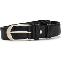Accessoires textile Femme Ceintures Nae Vegan Shoes BeltSils_Black Noir