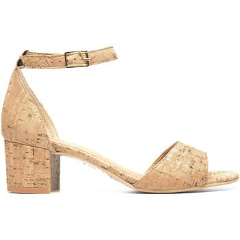 Chaussures Femme Sandales et Nu-pieds Nae Vegan Shoes Cora_Brown Marron