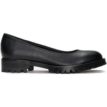 Chaussures Femme Ballerines / babies Peta Collab Green Lili_Black_Micro Noir