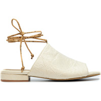 Chaussures Femme Sandales et Nu-pieds Nae Vegan Shoes Theia_White Blanc