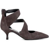 Chaussures Femme Escarpins Café Noir FNB566 NERO