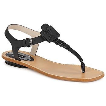 Sandale Marc Jacobs CHIC CALF Noir 350x350