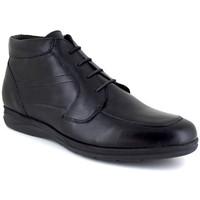 Chaussures Femme Boots J.bradford JB-READING121 NOIR Noir