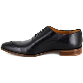 Chaussures Homme Richelieu Peter Blade FLORET NOIR/BLEU Noir