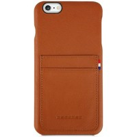 Sacs Housses portable Decoded iPhone 6/6S Plus Leather Back Cover Marron