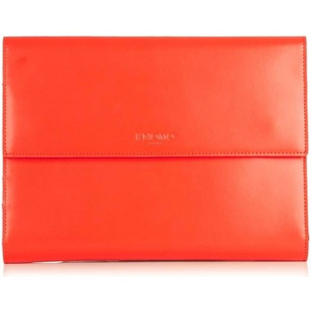 Sacs Pochettes / Sacoches Knomo Knomad iPad Mini Leather Tomato