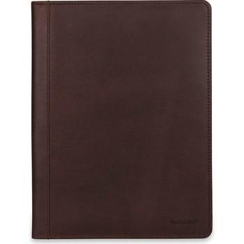 Sacs Porte-Documents / Serviettes Burkely Vintage Bing A4 Dossier d'écriture Marron