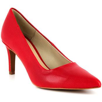 Chaussures Femme Escarpins Loca Lova INDEPENDANTE ANTIK DIAMOND Rouge