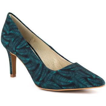 Chaussures Femme Escarpins Loca Lova INDEPENDANTE PALM VERT Vert