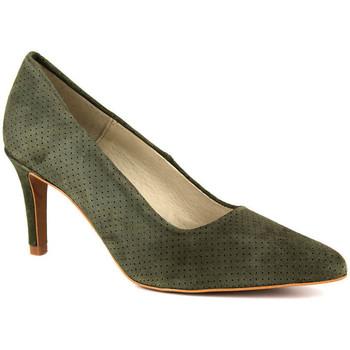 Chaussures Femme Escarpins Loca Lova INDEPENDANTE OLIVO VERT Vert