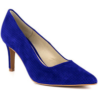 Chaussures Femme Escarpins Loca Lova INDEPENDANTE GARNACHA Bleu