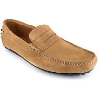 Chaussures Homme Mocassins J.bradford JB-AITOR beige Beige