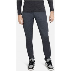 Vêtements Homme Chinos / Carrots Kebello Pantalon chino 5 Poches Taille : H Gris 38 Gris