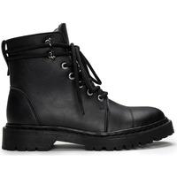 Chaussures Boots Nae Vegan Shoes Charlie_Black Noir