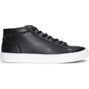 Chaussures Homme Baskets montantes Peta Collab Green Matt_Black Noir