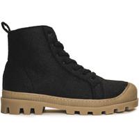 Chaussures Femme Bottines Nae Vegan Shoes Noah_Black_PET Noir