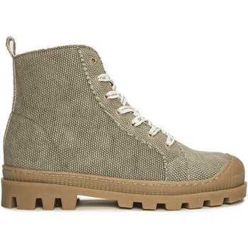 Chaussures Femme Bottines Nae Vegan Shoes Noah_Green_OrgCot Vert