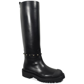 Chaussures Femme Bottes ville Valentino Garavani  Noir