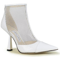 Chaussures Femme Bottines Jimmy Choo  Blanc