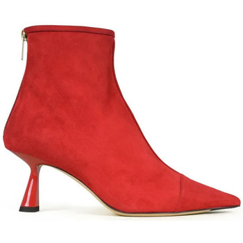 Chaussures Femme Bottines Jimmy Choo  Rouge