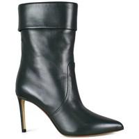 Chaussures Femme Bottines Francesco Russo  Vert