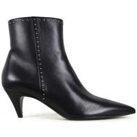 Chaussures Enfant Bottes Saint Laurent  Noir